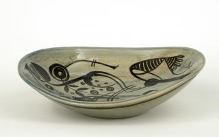 Krystena and Konrad Sadowski, Serving Dish