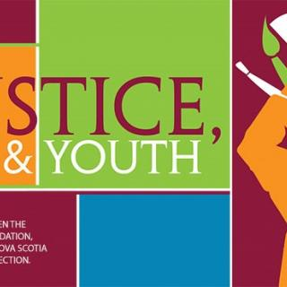 4th Wall: Justice, Art & Youth Poster